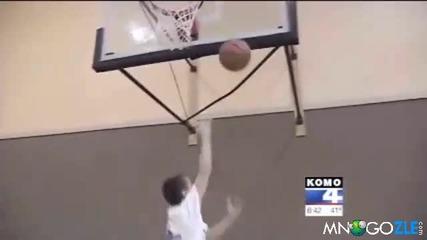 12 - годишен баскет факир