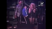 Michael Jackson - The Way You Make Me Feel Snippet ( Live Bad Tour, London 1988) Hd