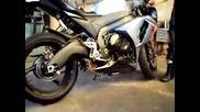Suzuki gsxr 1000 2012 sound