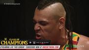 Erik and Riddick Moss throw down in Raw Underground: Raw, Sept. 21, 2020