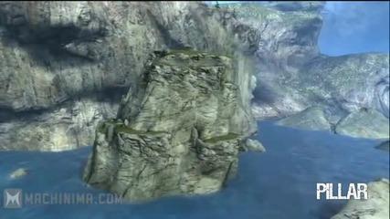 Halo Reach Forge World Gameplay