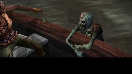 The walking dead michonne episode 1