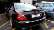 Mercedes E320 Cdi W211 Cks Sport Exhaust