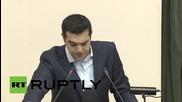 """Ципрас: """"Русия се съгласи да построи гръцки тръбопровод за руския газ."""""""
