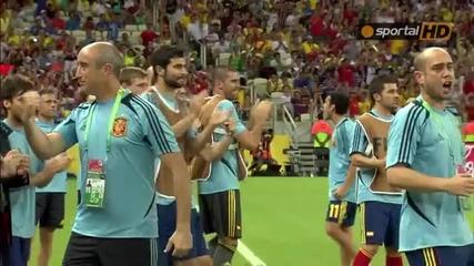 Испания - Италия 7-6