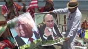 Peru: Shamanic community split by US elections, invoke spirits and skulls to secure Trump/HRC win