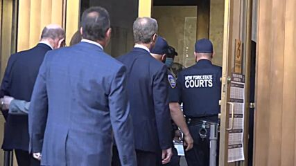 USA: Fmr Trump Org CFO returns to court over tax fraud charges in NYC