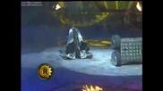 Razer vs Pussycat (x2 Robot Wars Battles)