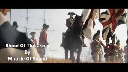New! Assassins Creed 3 - Blood Of The Creed