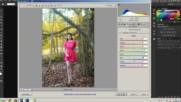Photoshop - цветови ефекти