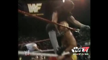 Wwf This Tuesday In Texas 1991 - Undertaker vs Hulk Hogan ( Wwf Championship )
