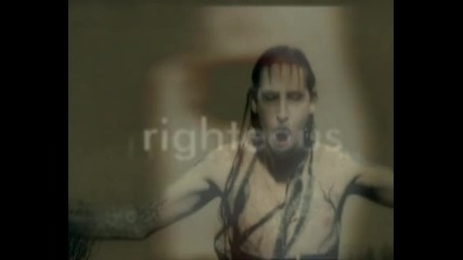 Marilyn Manson Video Flayer Lets Not Forget