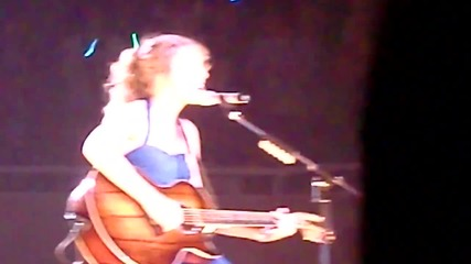 Taylor Swift - Fifteen Live in Tokyo Japan Speak Now Tour February 16 2011