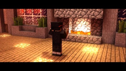 """revenge""- A Minecraft Parody of Usher's Dj Got Us Fallin' in Love - Crafted Using Noteblocks"