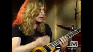 Dave Mustaine (Megadeth) Interviewed By Dave Navarro Part 3