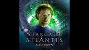 Stargate - Meltdown (audiobook)
