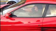 Ferrari Testarossa exhaust