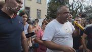 Погром над циганската махала заради изнасилено и убито българско дете в Украйна 27-28 август 2016