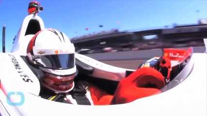 Juan Pablo Montoya Wins the Indianapolis 500