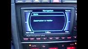 Audi Navigation System demo1