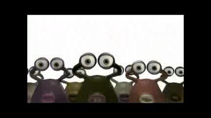 Танцуващи Пеещи Плужеци :)