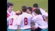 Wales - Bulgaria 0 - 1 Trifon Ivanov