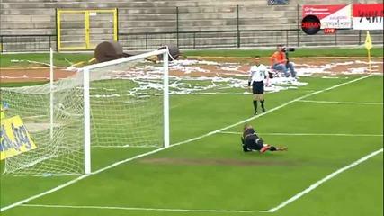 Мигел Бедоя с красив гол за 4:0 срещу Хасково