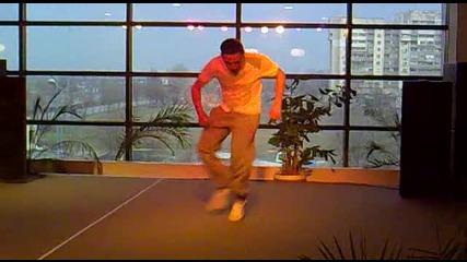 Dance (йордан от България търси талант)