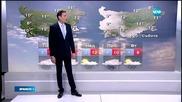 Прогноза за времето (03.04.2015 - обедна)