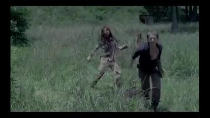 Живите Мъртви Сезон 4 Официален Трейлър