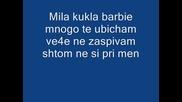 Mila Kukla - Barbie mnogo te ybicham
