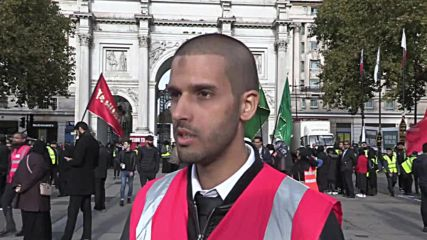 UK: Religious communities march for interfaith peace in London