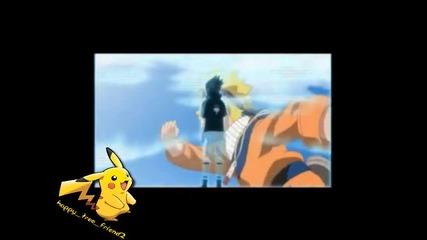 Amv Naruto - Eating me Away