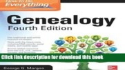 Download How to Do Everything: Genealogy, Fourth Edition
