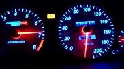 Екстремно ускорение на Хонда