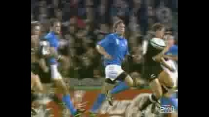 Rugby tackles