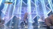 296.1014-7 Monsta X - Fighter, Music Bank E857 (141016)