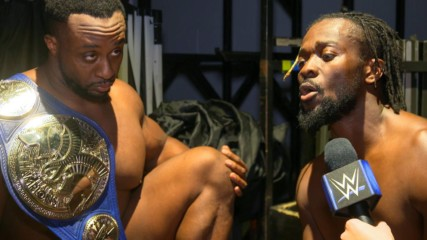 The New Day poised to heat it up at WWE TLC: WWE.com Exclusive, Dec. 13, 2019
