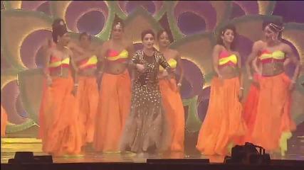 Watch Madhuri Dixits beautiful performance at Iifa Awards 2014