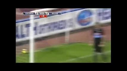 Катаня - Милан 0:2 (29.11.2009)