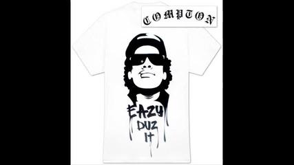 Eazy E - No More Questions [ Eazy Duz It 1988]