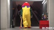 Клоунът убиец 4 !