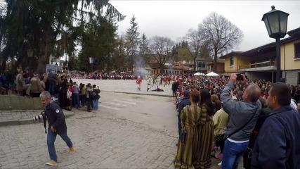 Първата пушка пак гръмна в Копривщица