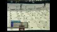 Биатлонисти играят на Counter Strike