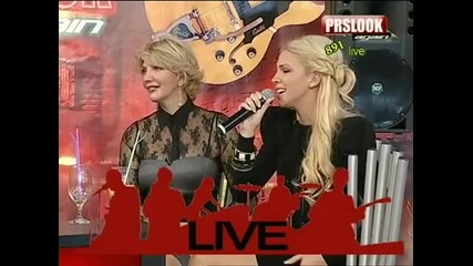 MilicaTodorovic - Mix pesama - (LIVE) - Prslook Again - (TV Kcn 2011)