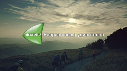 Никорет - рекламен клип