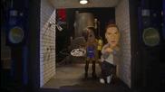 {превод}+хайдефин.кач Brisk Eminem Super Bowl Commercial 2011
