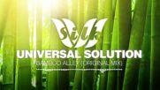 [ Deep House ] Universal Solution - Bamboo Alley [ Silk Music ]