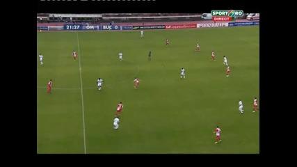 Марсилия 2 - 1 Динамо Букорещ (контрола) 10.07.09