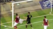 Бившият играч на Цска Удоджи вкара страхотен гол на Рома